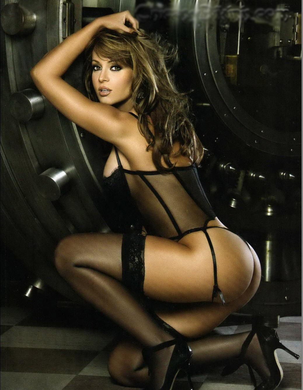 Gabriela nude spanic intelligible